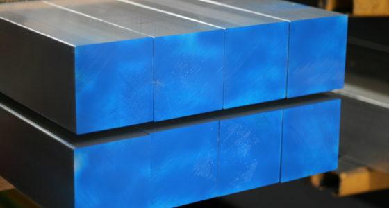 barre quadrate