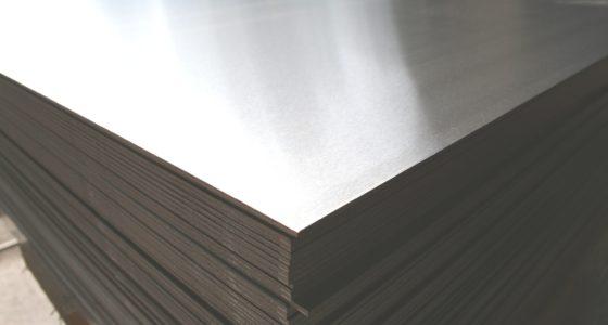 Nastri e lamiere in alluminio