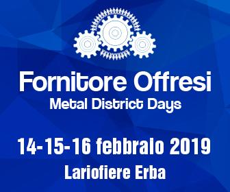 Fiera Erba Fornitore offresi 2019